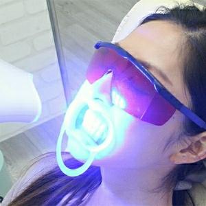歯に優しい、しみにくい施術♪