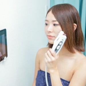 【セルフフェイシャル無料体験】ラジオ波10分+トーニング20分で速攻リフトアップ☆