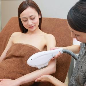 お客様一人ひとりのお肌の状態に合わせて最適な施術を行いますので、しっかりとした脱毛効果が得られます♪